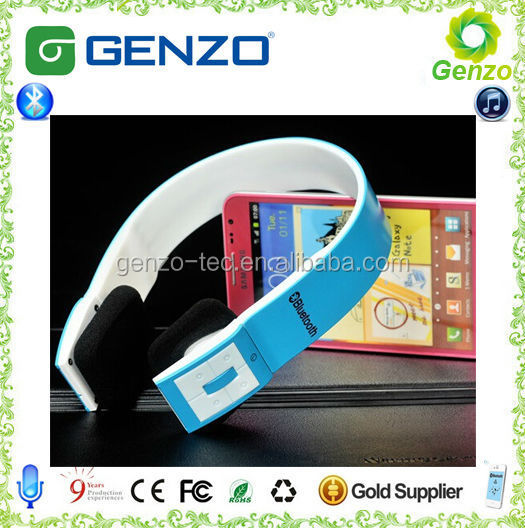 Sound Headset Bluetooth, Hot New Products For 2015 Sports Headphone,Bluetooth Headphone