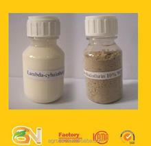 Factory produce insecticide Lambda cyhalothrin 10%WP