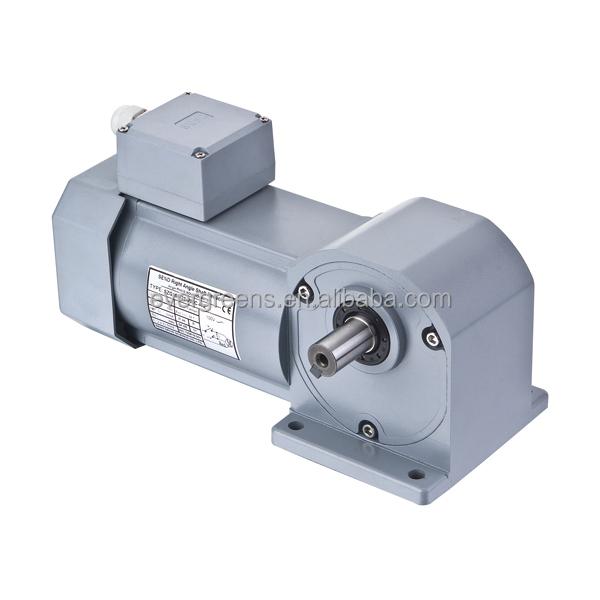 90w 1400rpm Gear Reduction Ac Motors From Ningbo