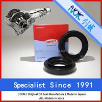 Geniune NOK crankshaft rubber oil seal made in JAPAN adapted to honda 91214-PC6-013