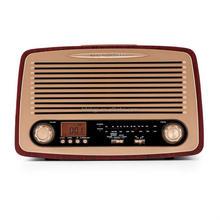 Wooden style custom retro/antique/vintage radio for sale