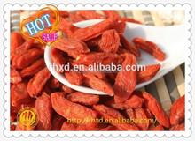 High quality Dried Ningxia organic goji berry/goji berries price at best price