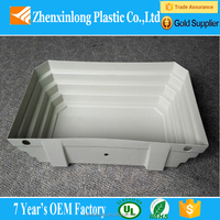 Large thick vacuum forming plastics for machine shell