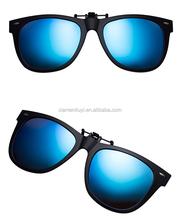 2015 wholesale polarized clip on sunglasses