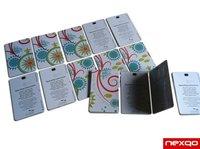 Standard plastic PVC flexible sheet rolls