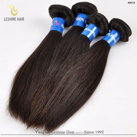 100% remy Unprocessed Tangle and Shedding free Braids On Weft