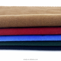 100%Polyester 21W Corduroy Fabric