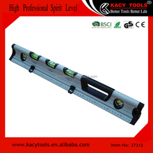 Aluminum trapezoid Spirit Level instruments tools 60/80/90/120cm