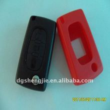 Smart car silicon key case/key cover for Peugeot 307,308