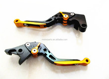 CNC adjustable clutch brake lever for motorcycle scoote dirt bike