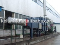 In Duct Electrostatic Dust and Fume Removal System for Industrial Exhaust Air Emission Control