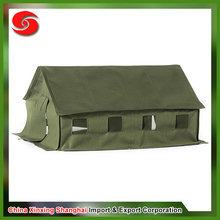 China factory 20 person top quality waterproof camping military tent for sale