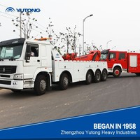 China 50 Ton New Generation Of Professional Towing Truck