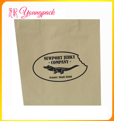 high quality customize mini craft paper bag for Chrismas