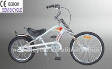 20 inch mini professional single speed chopper bike