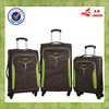 2015 New Hot Sale EVA Business 3 Pieces Trolley Luggage Set With Laptop Bag