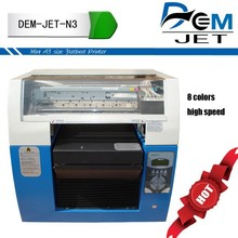 Famous Brand sports shoe digital printing machine/fabric printer for shoe