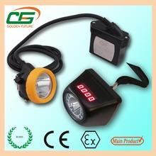portable rechargeable underground led coal mining light