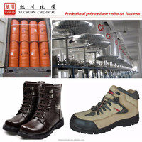 high flexing polyurethane for shoe sole