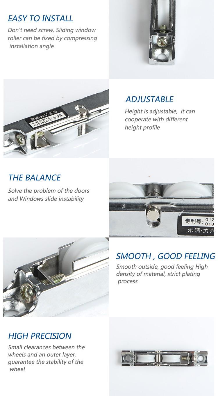 sliding hanger door roller