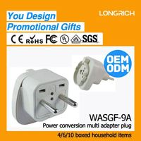 Universal conversion penis plug adaptors,quality suppliers industrial electrical plug