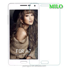 MILO 2.5d 9H tempered glass screen protector Anti-explosion Film Explosion Proof Screen Protector For Samsung Galaxy A7