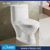 Sanitary ware ceramic washroom porcelain squatting us deodorizer toilet