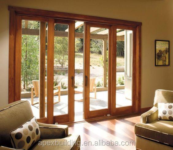 Superieur Sliding Door Living Room