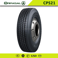 High quality COMPASAL truck tyres 11R24.5 tire wholesale good price radial truck tyre