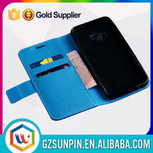 Luxury genuine pu flip leather wallect case for nokia lumia 930