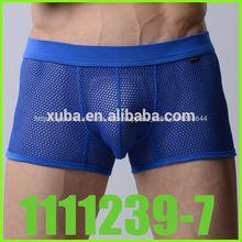 personalizado ropainteriormasculina cortos troncos divertido de algodón boxer shorts