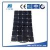 80W/90W/100W/110W/120W USA Sunpower Semi Flexible Solar Panel Make in China for European