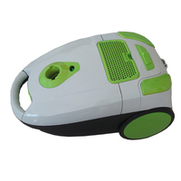 Automatic Bagged Vacuum Cleaner/Hotel Vacuum Cleaner/High Quality and High Efficiency Vacuum Cleaner