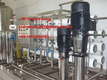 CE approved Chinese stainless steel water purifier/ro system filter equipment with industrial UV water treatment