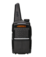 Walky Talky ZASTONE ZT-A9 10W powerful two way radio with Voice Prompts