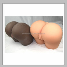 Newest product super soft adult sex silicone vagina anal sex doll , sex toys wholesale online shopping india