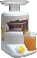 Household centrifugal juicer,blending and grinding functional parts optional