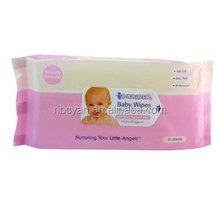 Wet Wipes Moisturizing Cleansing Cloths for Baby or Mom Eco-friendly wipes