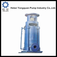 electric immersion multistage centrifugal water pumps drawing
