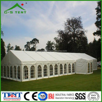 trade show tenda tents with air conditioner opening