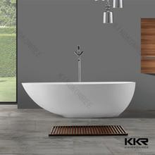 Personalizada baño superficie sólida bañera precio