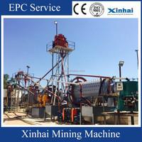 Xinhai Copper Mining Processing Plant , Copper Mining Equipment