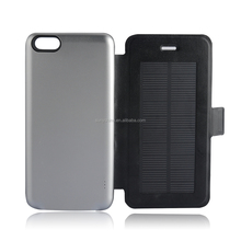 4800mah Factory outlet wallet battery case for iphone 6 PLUS with MFI certified