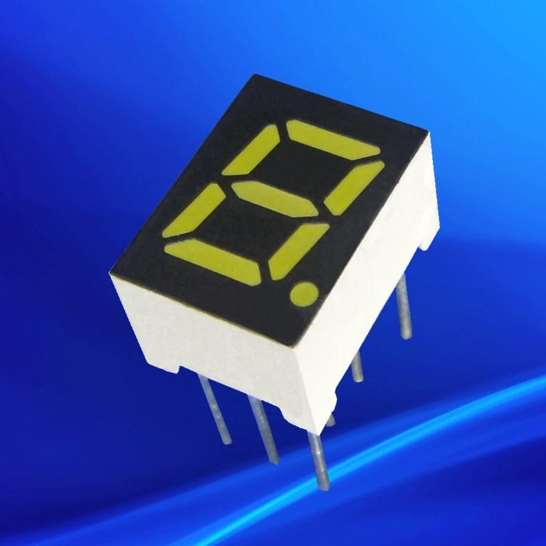 White led Chip On Board Display 7 Segment digital displays