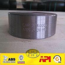 high quality threaded tube end caps