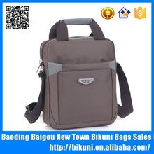 High quality cheap nylon hot selling crossbody men business shoulder bag men messenger bags with tote