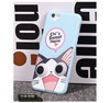 (1117) OEM and customized silicone mobile phone case for iphone 6/6plus
