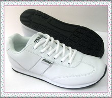 2015 Latest Styles Name Brand White Sneakers Shoes For Men