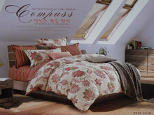 hot sell design 100% cotton printing duvet cover sets