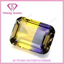 Synthetic Purple Yellow Diamond Making Machine Glass on Hot Sale
